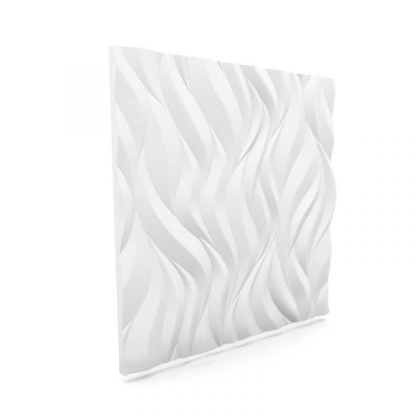 3D väggpanel - Flammor