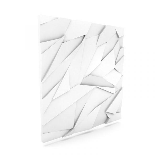 3D väggpanel - Kristall