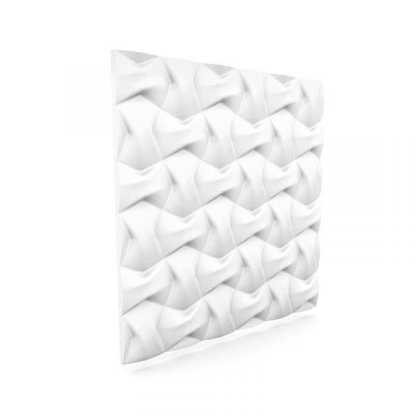 3D väggpanel - Rosett