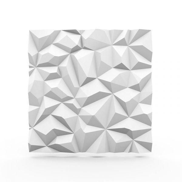 3D väggpanelen - Diamant